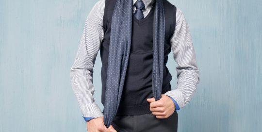 foulard e pochette